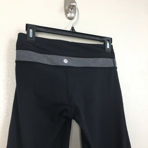 Lululemon Crop Pants Capri